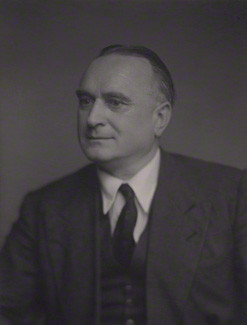 NPG x24835; Sir Edward Evan Evans-Pritchard by Walter Stoneman
